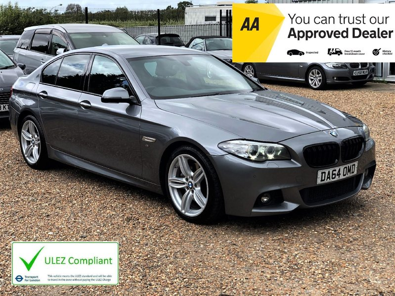 BMW 5 SERIES 530d Step Auto Start-Stop 530 M Sport