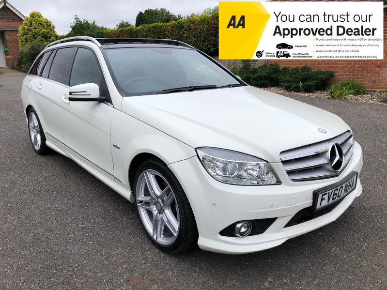 MERCEDES C CLASS C220 CDi BlueEFFiCiENCY Auto BlueEFFICIENCY Sport