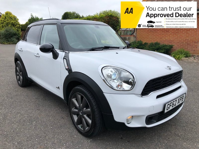 MINI COUNTRYMAN Countryman 2.0 Cooper SD ALL4 5dr *** DEPOSIT TAKEN***